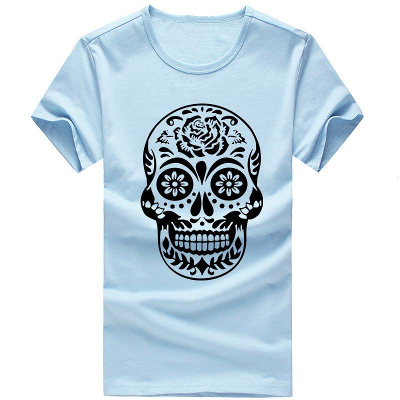Cheap Summer Men T Shirts Rogue Fitness Printed Tshirts
