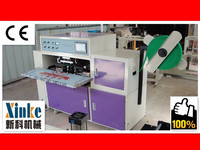 Best sale non woven soft loop bag making machine /sewing machine
