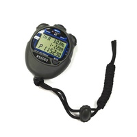 New Product 2018 RS-6060 School Sport Mini Stopwatch Large Screen Digital LCD Timer 3 Rows 60 Laps Memory