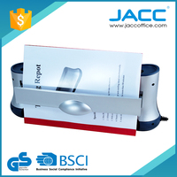 Quality Assurance Office Machines Plastic Spiral Binding with BSCI Standard