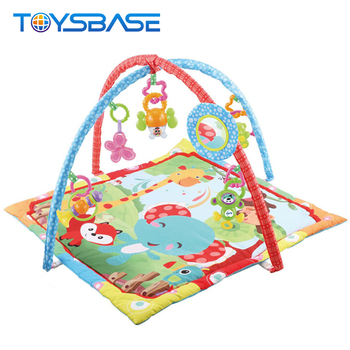 Baby Crawling Mat Toy Hot Selling Musical Play Mat Soft Baby Crawling Pad