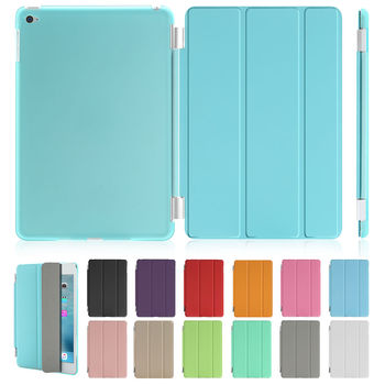 Magnetic Leather Cover & Hard Case Smart Cover for Apple iPad Air iPad Air 2