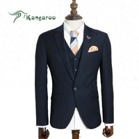 Men's Leisure Slim Fit Design Customized Suit Blazer Factory
