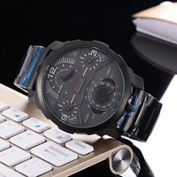 Men's Quartz Watches Sport Wristwatch With Luminous and Waterproof Watch relogio masculino relojes 3406