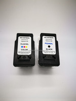 Supreme quality ink cartridge for canon PG240 CL241 worked in MG2100 MG2200 MG3100 MG3200