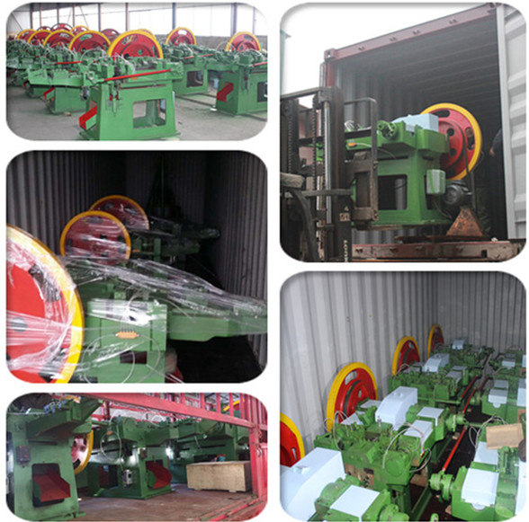 Complete Nail Making Production Line/Nail Production Machine