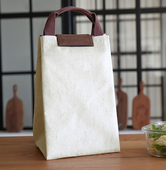 Promotional Soft Commercial Frozen Ice Wine Lunch Picnic Whole Foods Cooler Bag Food Product