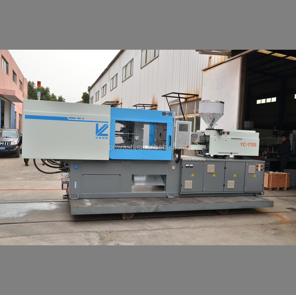 Techmation PLC Yuken Valve Phase Servo Motor Eckerle Pump Injection Molding Machine