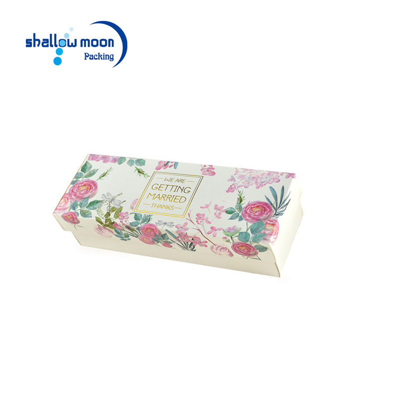 Shanghai Manufacturer High Quality Chocolate Packing Box Printed Candy Box