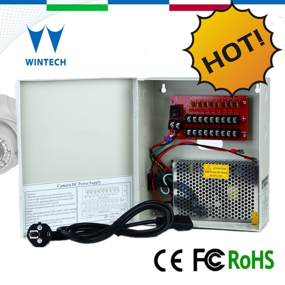 Wintech - Auto reset Fuse Distributed Power supply 5A