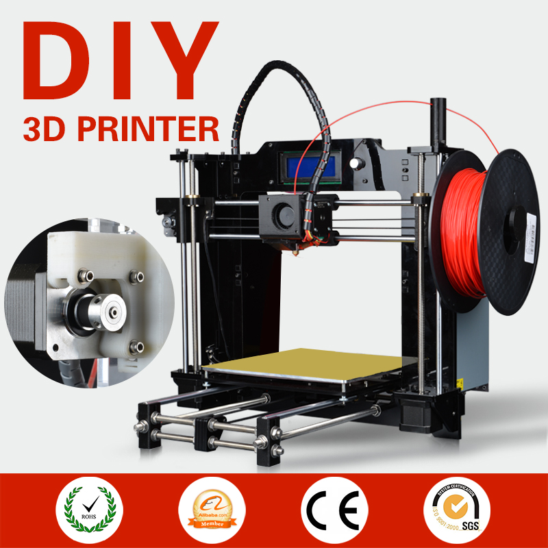 3d printing objects acrylic smallest high precision FDM buy 3d printer objects