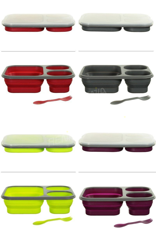 Renjia Microwave Reheatable Container Oven Bowl Set
