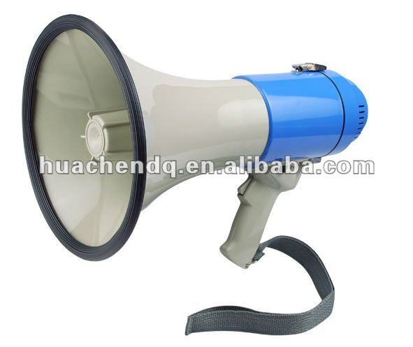 Loudspeaker,Battery Operated Megaphone With Siren