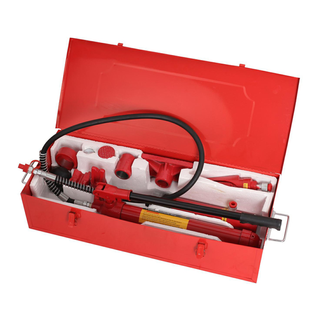 10Ton Hydraulic Porta Power Jack Lift with PVC case