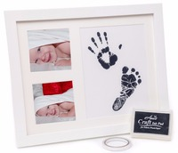 Unique Baby Gift Handprint and Footprint Kit for baby keepsake