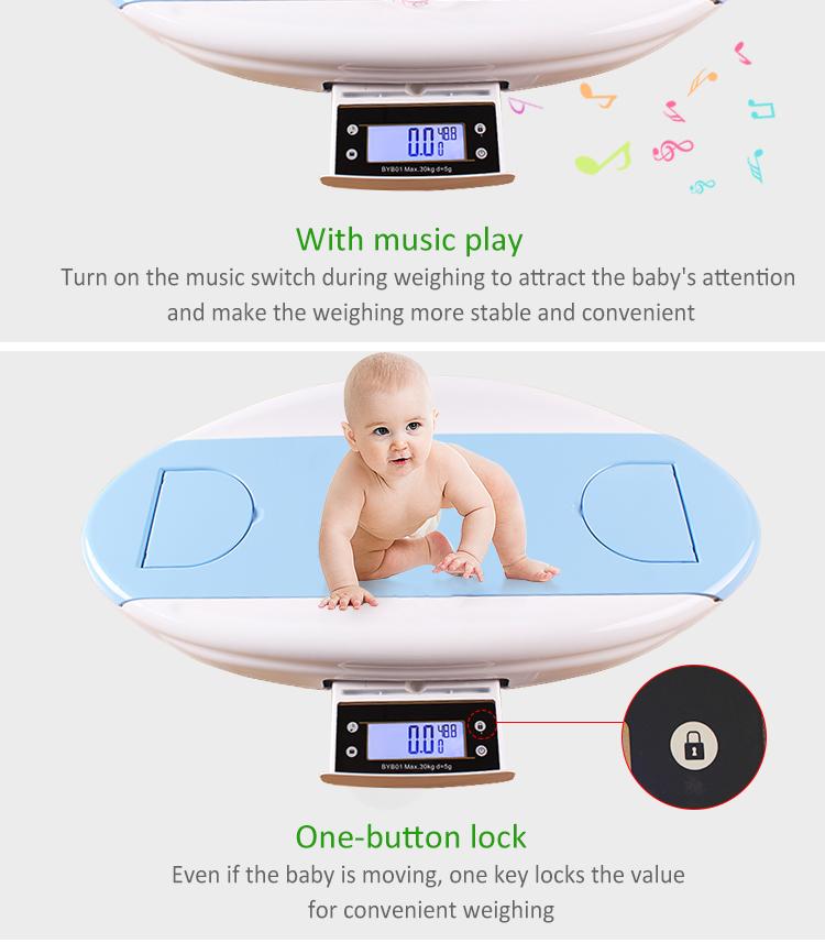 الصين الحمام الإلكترونية بالجملة أدق وزن الجسم ميزان الطفل