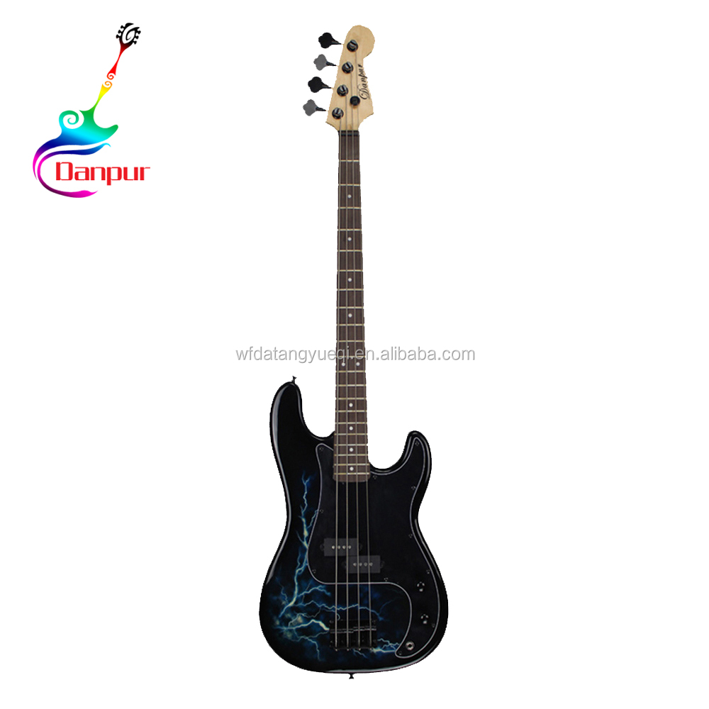 Wholesale cheap datang bass guitar korea 4 string