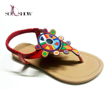 041af5586862 China wholesale custom sandals new asian style sandals for women ...