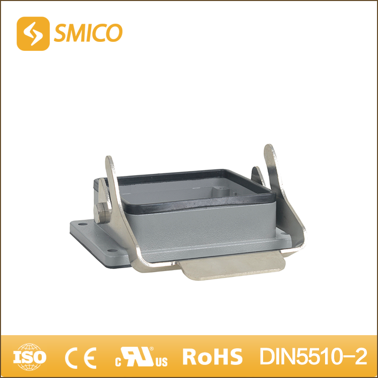 SMICO Online Shopping IP65 Degree Rectangular Connector Housings And Hood