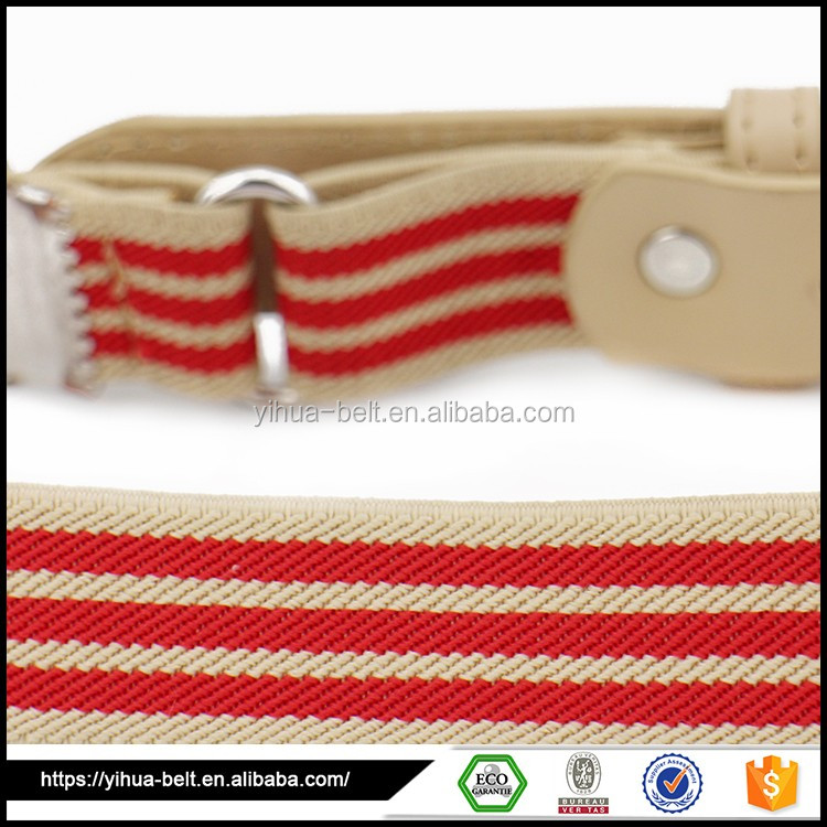 OEM high quality fabric girdle woman belt