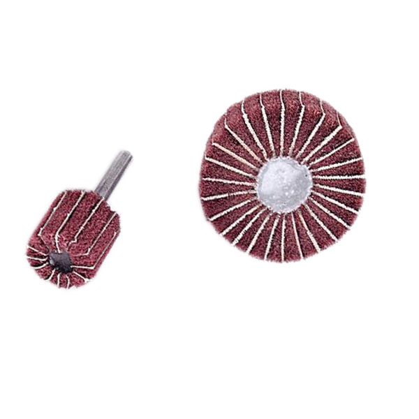 20PIECES Red Mounted Column Grinding Stone Accessories Dia.10MM 3mm Shank