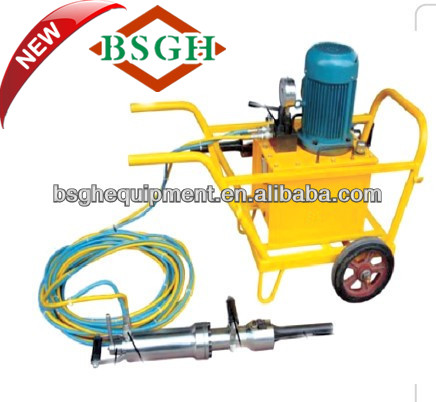 Cheapest BS-HD80A hydraulic rock splitting machine for sale