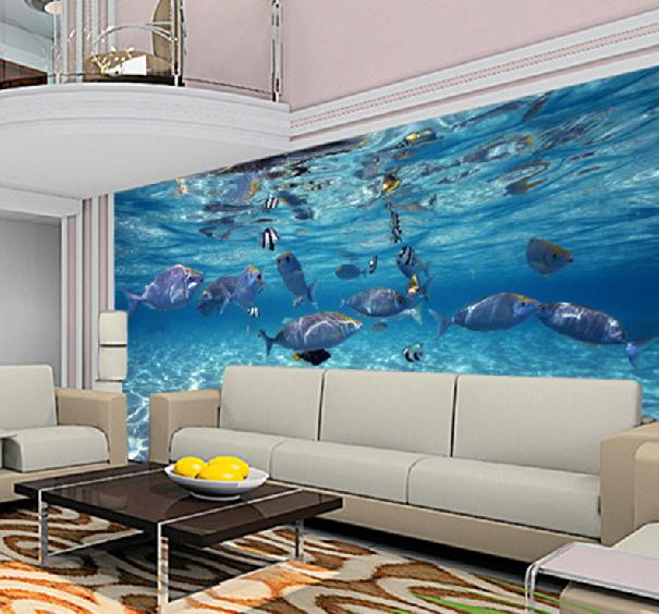 fototapete kinderzimmer unterwasserwelt. Black Bedroom Furniture Sets. Home Design Ideas