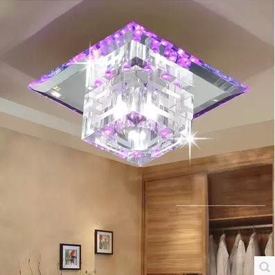 date lampe de plafond lustre variante color carr plafond led plafond salon hall d 39 entr e. Black Bedroom Furniture Sets. Home Design Ideas