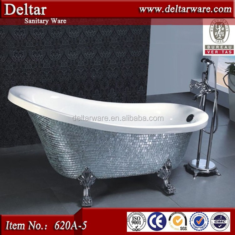 Claw Feet Acrylic Bathtub, Claw Feet Acrylic Bathtub Suppliers and ...