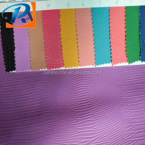 PVC synthetic leather embossed/synthetic leather roll/pattern synthetic leather