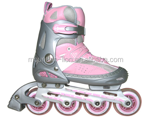 Outdoors sporting electric inline roller skates