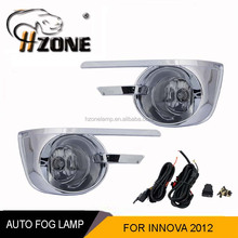 BEST PRICE HZONE FOG LAMP FOR KIJANG INNOVA 12~ON WITH 100% WATERPROOF