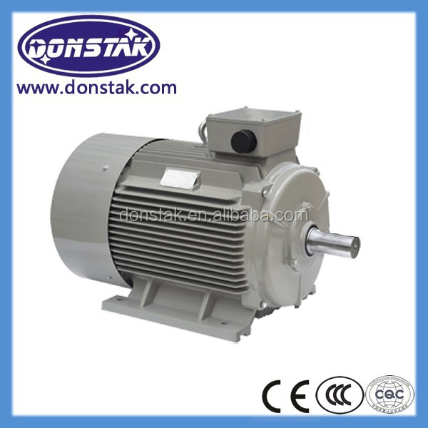 Y2 Series 4 poles Three Phase Asynchronous Motor, electric motor