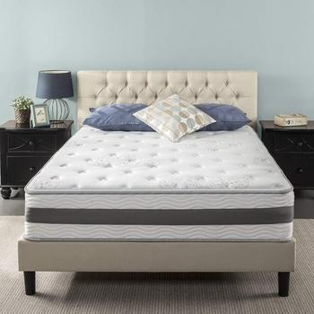 2020 Best Selling Super memory foam mattress with latex top cheap double bed mattress price