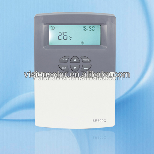 Thermosiphon Pressure Solar Water Heater Intelligent Controller