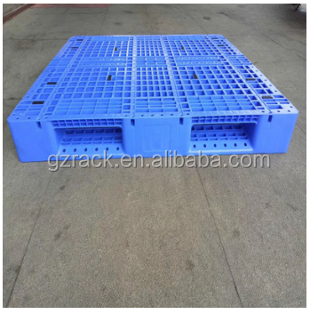 European Style New HDPE Materials Rubber Pallet