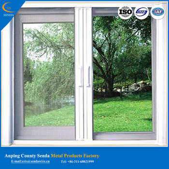 China Manufacturer Window Screen Mesh Window Fly Screens Fiberglass Insect  Net Door And Window