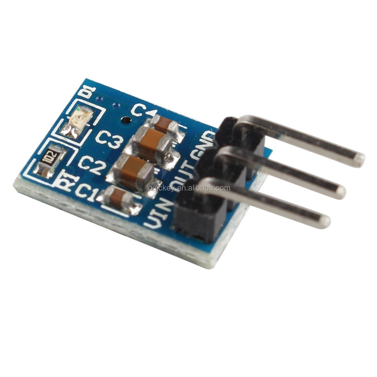 5V To 3.3V DC-DC Step-Down Power Supply Buck Module AMS1117 800MA