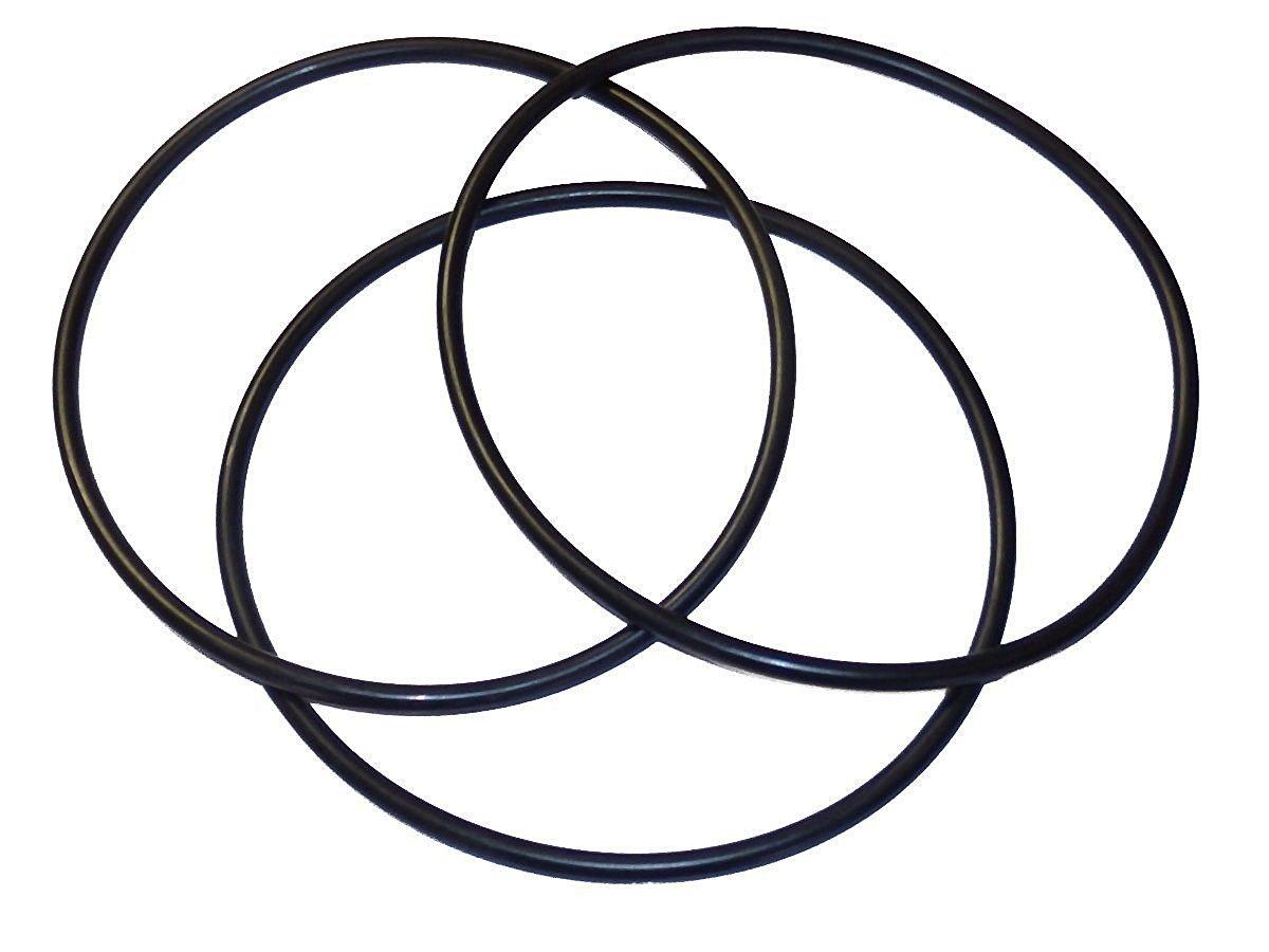 (3 Pack) Pentek, Pentair Water 151122 OEM Size Big Blue O-Ring Buna-N ORing by CFS