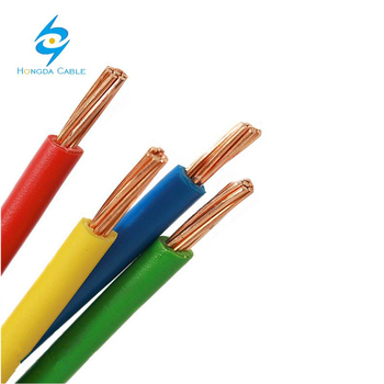 Copper Wire Awg Size 2 4 6 8 10 Electrical Product On Alibaba