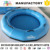 Customized Inflatable Water Ride Floating Toys For 4 Players