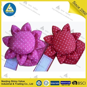 Promotional Handcrafts sun flower shape Pin Cushion commercial pin cushion