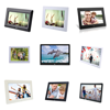 "14"" wifi wall hanging digital photo frame/led android display platform/embeded lcd video player"