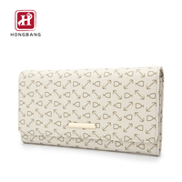 Cheap women wallet clutch long fashion women purse