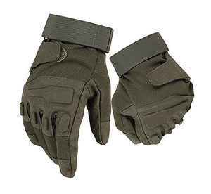 Wear-resisting Mountain Rock Accessories Rope Climbing Gloves