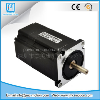 4 Poles 200w Bldc Motor Cnc Control Machine High Speed
