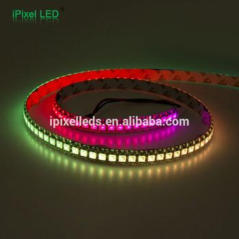 Dc5v,Led Strip,Ws2812b,30/60/144 Led/m - Buy Ws2812b,Led Strip  Ws2812b,Neopixel Product on Alibaba com