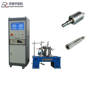 High Voltage Motor Dynamic Balancing Testing Instrument