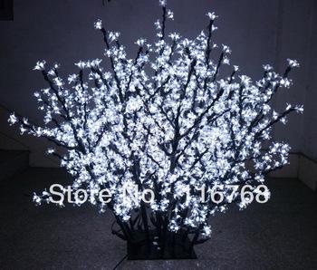 1 m haute qualit clairage ext rieur led fleur de no l arbre lumi res avec clairage branches. Black Bedroom Furniture Sets. Home Design Ideas