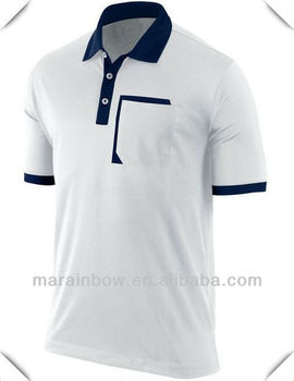 d70336674 men's high quality new design modern Performance Pocket Golf Polo Shirt  Made in China